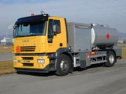 Lfz Betw sch 10'000 l 4x2 Iveco 190S35 Stralis