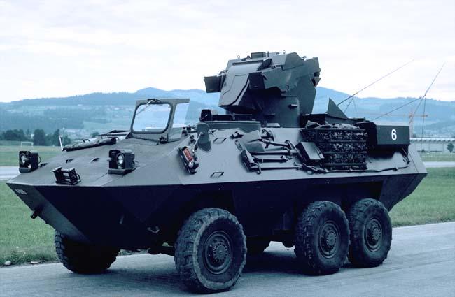 Panzerjäger 90 - 6x6 Tow Piranha G50-1126